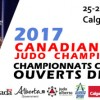 2017 Canadian Open Judo Championships – May 25-28, 2017