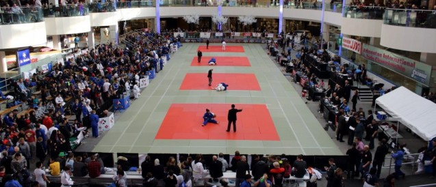 Edmonton International Judo Championship