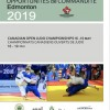 2019 Canadian Open Judo Championship Sponsorship Package