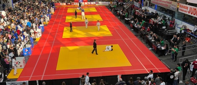 2019 Edmonton International Judo Championship Results