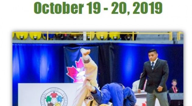 2019 Saskatchewan Open – October 19-20, 2019