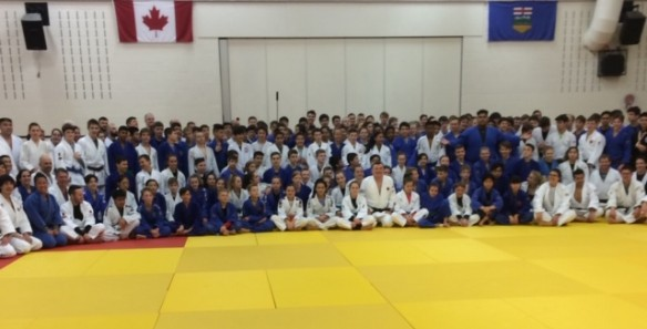Judo Alberta Inter-Provincial Training Camp – April 3-5, 2020