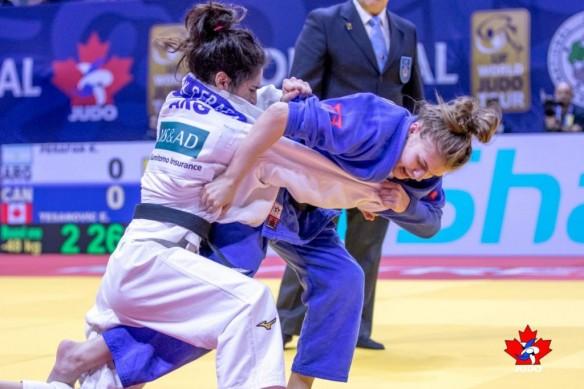 Judo Alberta: Elite Athlete Funding Announcement