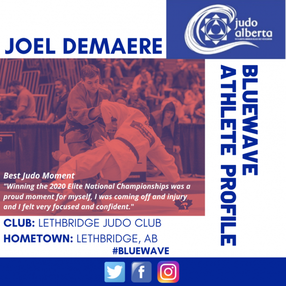 Bluewave Athlete Profile: Joel Demaere