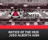 Notice of the 2020 Judo Alberta AGM