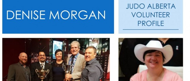 Volunteer Profile: Denise Morgan