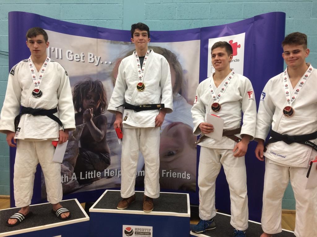 Sportif International Judo Tournament – London