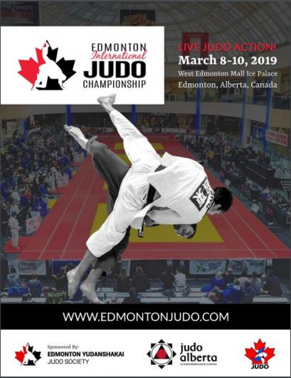 2019 Edmonton International Judo Championship