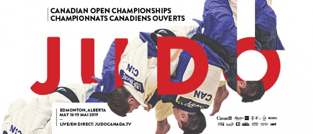 2019 Canadian Open Judo Championships
