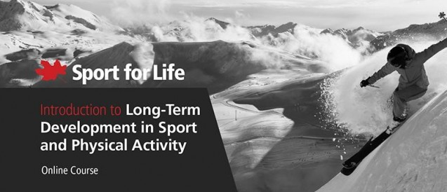 Sport for Life Offers e-Learning Discounts this April