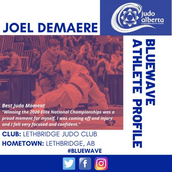 Bluewave Athlete Profile: Joel Demaere