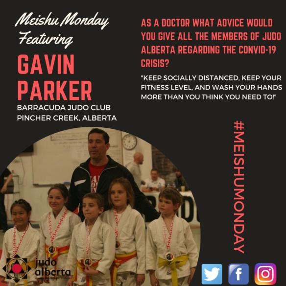 Meishu Monday Featuring Dr. Gavin Parker