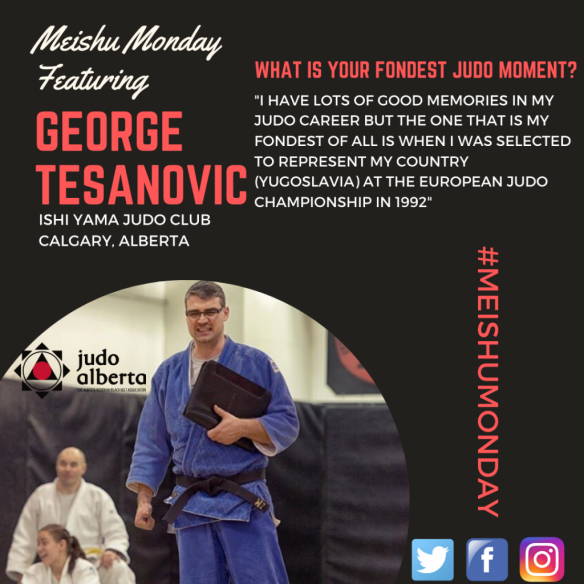 Meishu Monday Featuring George Tesanovic